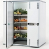 Камера холодильная замковая,   3.70м3, h2.10м, 1 дверь расп.левая, ППУ80мм, правый моноблок (+2/+12С)