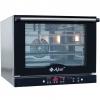 Печь электрическая конвекционная,  4х(460х330), электронное управление, корпус нерж.сталь, 220V, увлажнение инжекционное