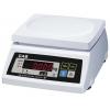 Весы электронные порционные, настольные, ПВ 0.02-5.00кг, платформа 239х190мм, подключение комбинированное, корпус пластик
